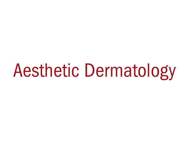 Aesthetic Dermatology